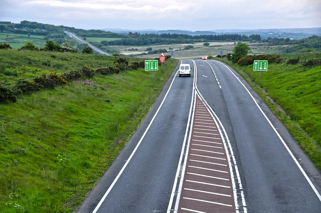North Devon : The A361