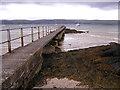 NR6548 : Jetty, Isle of Gigha by Stuart Wilding