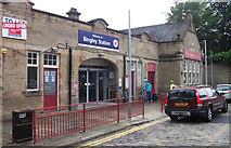 SE1039 : Bingley Railway Station by michael ely