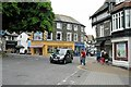SD4096 : Queen's Square, Bowness-on-Windermere by David Dixon