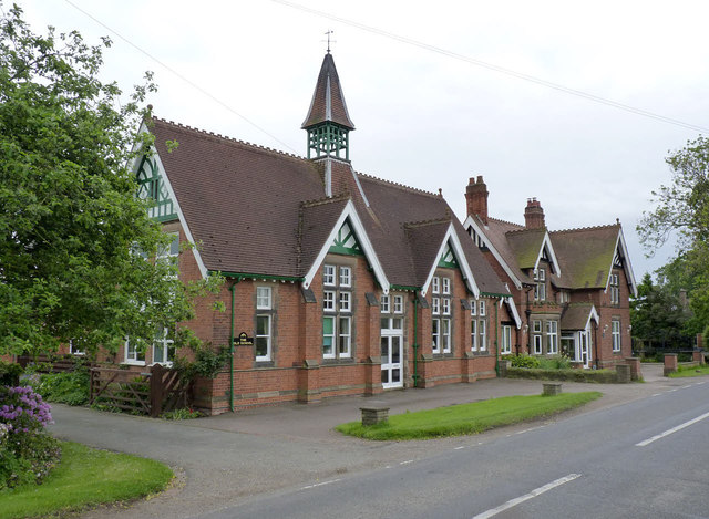 The Old School and School House, Stanford on Soar