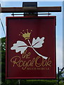SO6634 : The Royal Oak, Much Marcle by Ian S