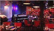 TQ2981 : Ronnie Scott's Jazz Club, Frith Street, Soho, London by Bob Embleton