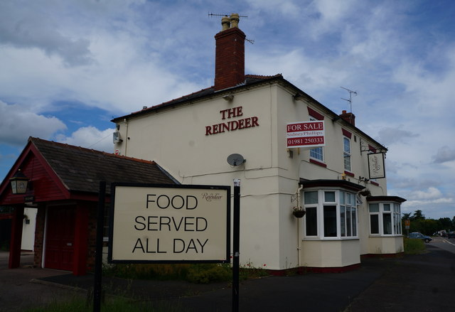 The Reindeer public house