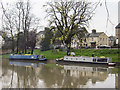 TL4459 : Houseboats on the Cam by Kim Fyson