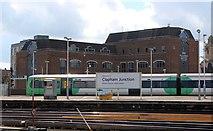 TQ2775 : PCS Head Office, Clapham Junction, London by Bob Embleton