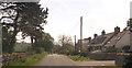 NY7146 : Houses on Park Lane Alston by John Firth