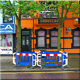 J5081 : Disappearing telephone boxes, Bangor by Rossographer