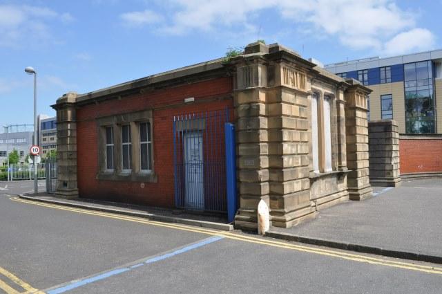 Former Gatehouse