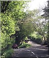 SD6389 : Road junction at Jordan Lane by John Firth