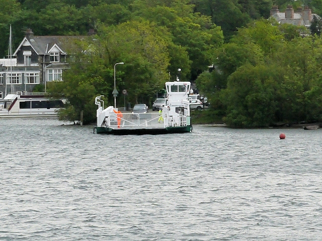 The Windermere Ferry