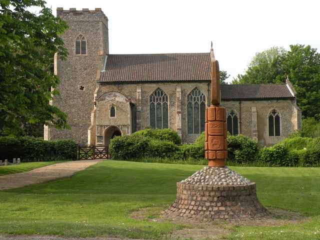 All Saints: the parish church of Ashwellthorpe