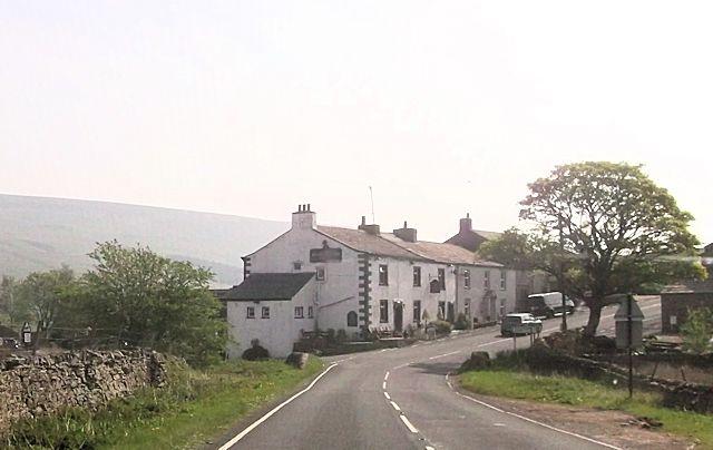 Moorcock Inn on A684