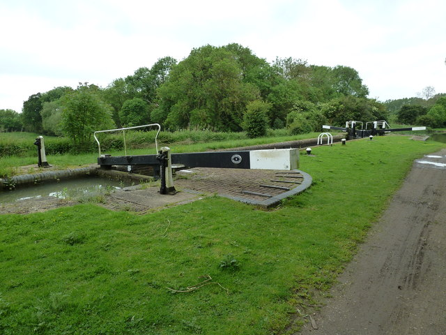 Lock 9, Grand Junction Canal - Northampton Arm