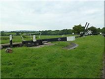 SP7256 : Lock 5, Grand Junction Canal - Northampton Arm by Mr Biz