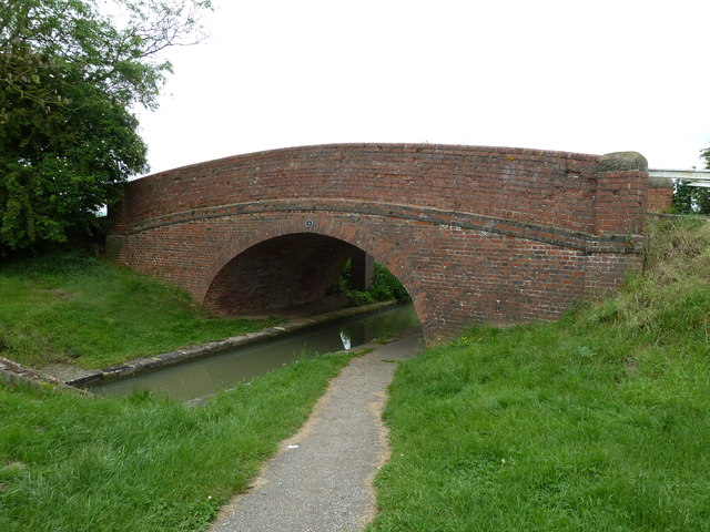Bridge 4, Grand Junction Canal - Northampton Arm