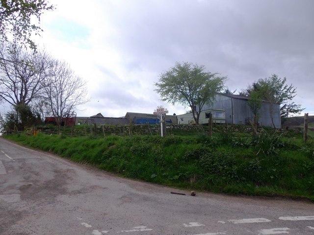 East Buchanty farm