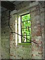 TG1600 : Pump house at RAF Hethel by Evelyn Simak