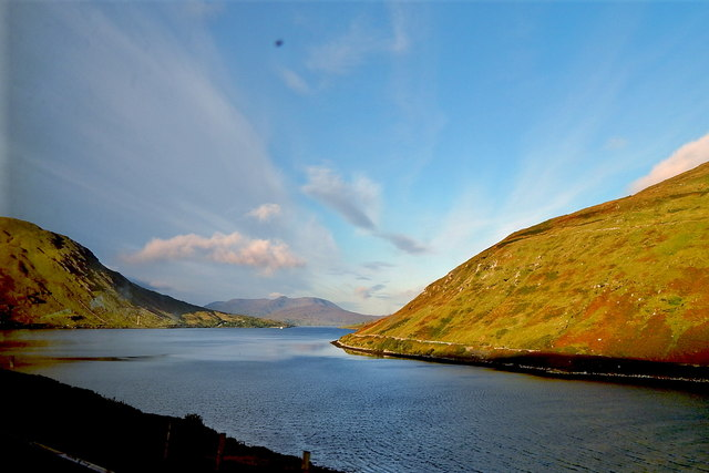 Counties Galway & Mayo - Killary Harbour