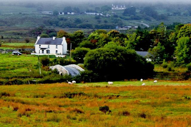 "County Galway - ""Quiet Man"" Bridge at Leam"