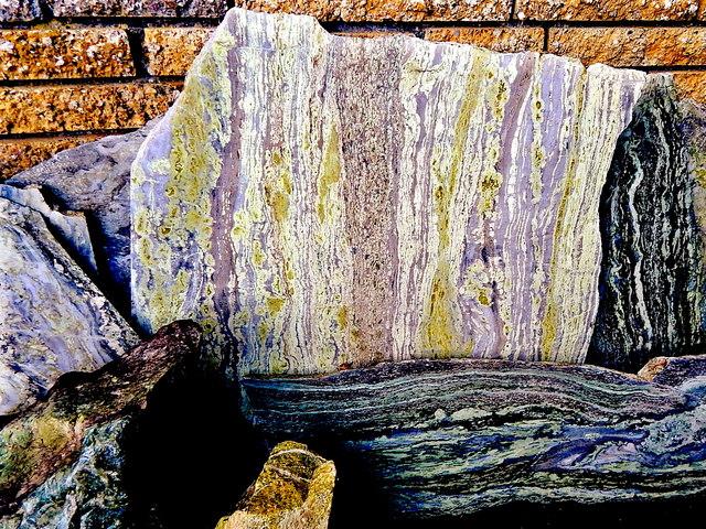 County Galway - Moycullen - Connemara Marble -  Connemara Marble Slabs