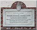 TG3308 : St Michael & All Angels, Braydeston - Wall monument by John Salmon