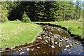 NX4095 : Water of Girvan by Billy McCrorie