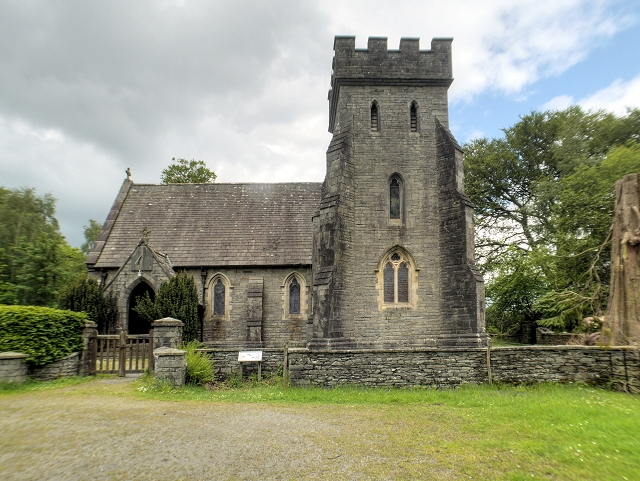 Church of St Margaret, Low Wray
