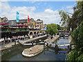 TQ2884 : Camden Lock by Paul Gillett