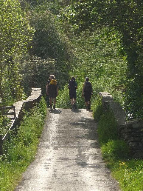 Crossing Ing Bridge