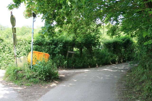 Slough Lane, Tumber Street and Langley Lane
