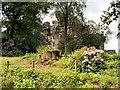 NY3700 : Wray Castle from Watbarrow Wood by David Dixon