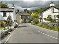 SD3795 : The Main Road Through Near Sawrey by David Dixon