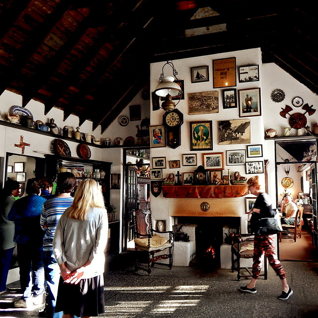 County Galway - Moycullen - Connemara Marble - Craft Shop & Art Gallery