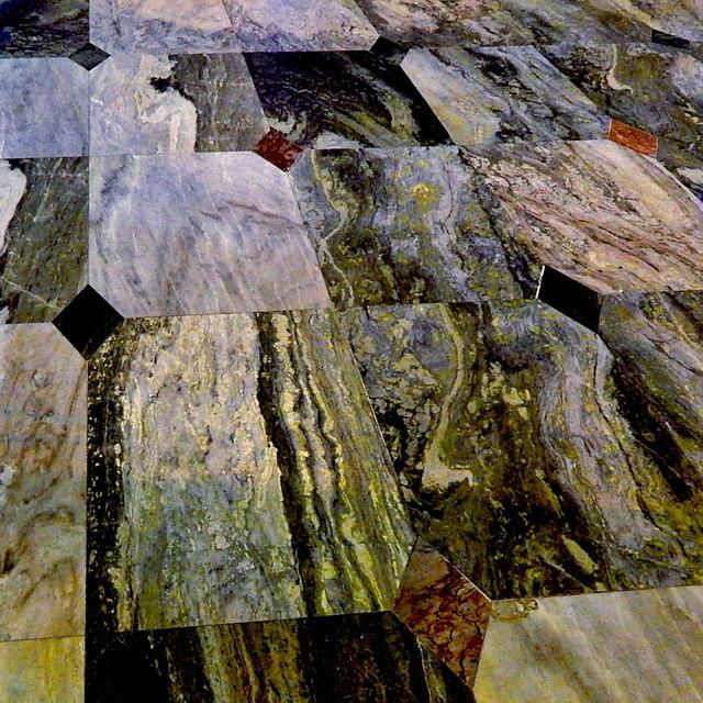 Galway City - Galway Cathedral Interior - Connemara Marble Floor