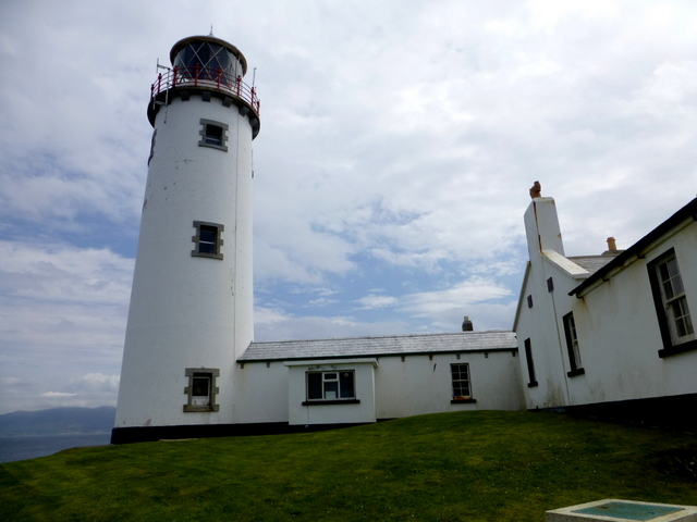 Tower, Fanad lighthouse