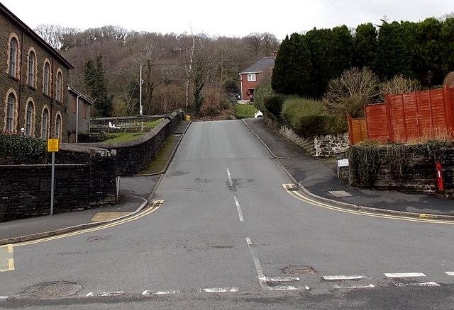 Bethesda Road, Ynysmeudwy