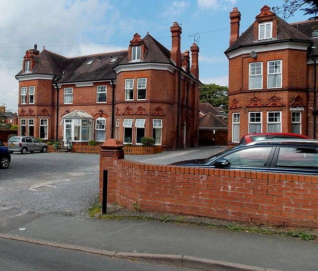 Hartlands Rest Home, Shrewsbury
