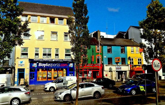 Galway City - R863 - R336 (Prospect Hill) - Boylesports.com, Ladbrokes, Pro-Cabs