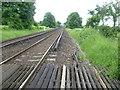TQ5261 : View from railway foot crossing towards Shoreham station by Marathon