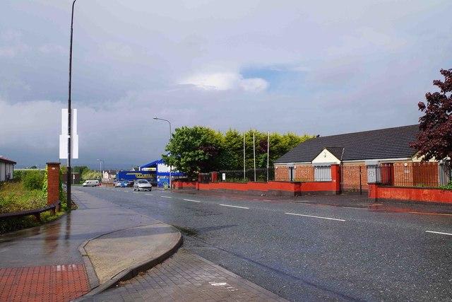 Matthews Lane South, Drogheda, Co. Louth