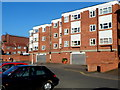 SO8932 : Hanover Court, Back of Avon, Tewkesbury by Jaggery