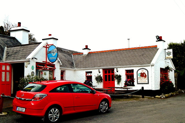 County Clare - Ballyvaghan - Monk's Seafood Pub & Restaurant