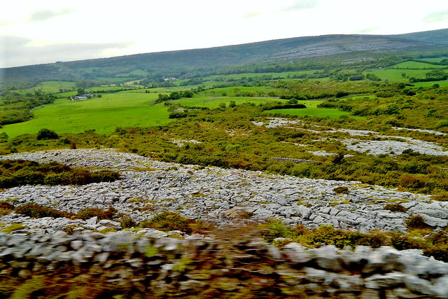 County Clare - R480 - The Burren