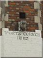 ST5871 : Poets' Corner by Neil Owen