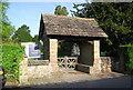 TQ1926 : Lych gate, Parish Church of St Andrew by N Chadwick