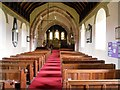 SD3687 : St Peter's Church, Nave by David Dixon