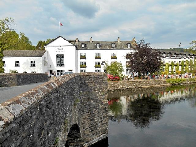 Swan Hotel, Newby Bridge