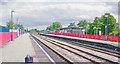 TQ1185 : South Ruislip main line station by Ben Brooksbank
