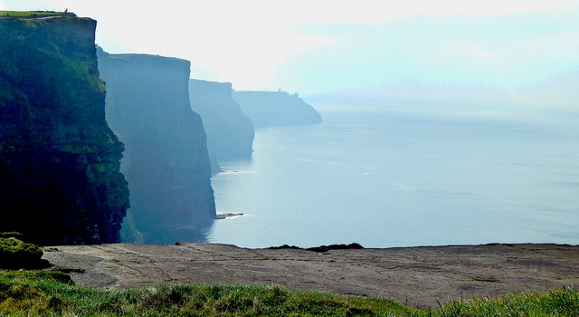 County Clare - R478 - Cliffs of Moher & Atlantic Ocean